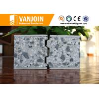 China Fireproof Composite Panel Board For Hotel Buildings , Wall Insulation Boards on sale