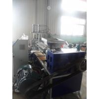 China Mother / Baby Bottle Flakes Recycled Pellet Plastic Extrusion Machine , Granule Line on sale