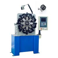 Quality High Accuracy Computerised Torsion Spring Machine / Spring Machinery for sale