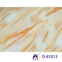 Buy cheap weilaiyi Marble PVC  Coating  Film  0.12-0.18mm thickness PVC Decorative Film from wholesalers