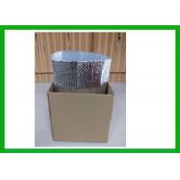 Buy cheap Non Absorbent Energy Conservation Insulated Box Liners Cold Shipping Package product