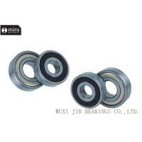 Metal Seal Deep Groove Ball Bearing 6001-2Z With Thin Wall For Automotive