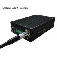 Buy cheap Full Duplex HD Wireless Transmitter RS232/ RS485 encrypted COFDM IP Transmitter product