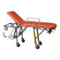 Buy cheap Stainless Steel Automatic Loading Foldable Transport Stretchers for Ambulances from wholesalers