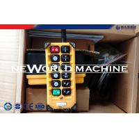 Quality F23 series F23-A++ Industrial wireless radio remote controls for crane for sale