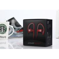 Buy Beats by Dr. Dre Powerbeats 2 - Wired Red In-ear sport Headphones made in chian grgheadsets.com at wholesale prices