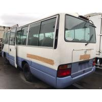 Quality 2000 29 seats japan toyota coaster buses right hand drive city  bus diesel engine bus for sale