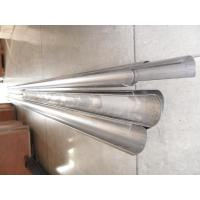 Buy Tensile Stainless Steel Split Tube For Wireline Core Barrel  , NQ3 HQ3 PQ3 at wholesale prices