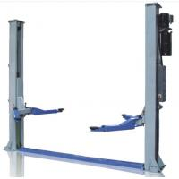 electric lock release 2 post car lift 4000kgs