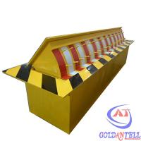 Quality Heavy Duty Fully Automatic Security Road Blocker IP54 Steel Vehicle Barriers Security for sale