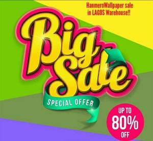 Quality HANMERO Lagos Warehouse Wallpaper Big Promotion!! for sale
