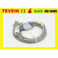 Buy cheap Mindray 12ft ECG Patient Cable for Patient monitor , 5 leads / AHA from wholesalers