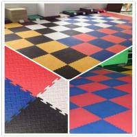 China Wrestling / Martial Arts /Kongfu Plastic Soft PVC Floor Guangzhou Designer & Manufacturers on sale