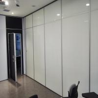 China Decorative Sound Proof Operable Partition Walls For Office , Hotel and Ballroom on sale