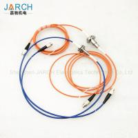 Buy cheap 1 Channel FIBER OPTICS ROTARY JOINTS with SC ST LC Connector FIBER OPTIC SLIP from wholesalers