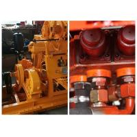 China Durable Soil Test Drilling Machine Tractor Mounted for Geological Exploration on sale