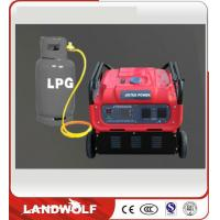 Buy cheap Portable Industrial Electric Power Generator Set Digital Inverter Generator Fuel Efficient product