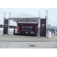 China Span 15m Aluminum Stage Truss 300mm X 300mm Strong Loading Capacity For Trade Show on sale