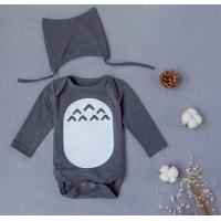 China Baby clothes spring loaded infants walking baby romper suit long-sleeved climb clothes on sale
