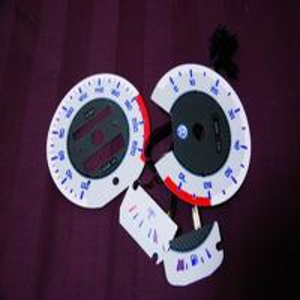 China custom size el gauge/ el auto gauge/ glow gauge on sale