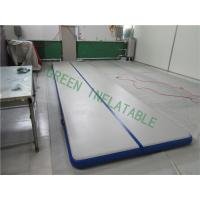 Quality Interior Inflatable Air Track OEM / ODM Available Environmental Friendly for sale