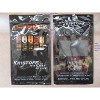 Buy cheap Very Nice Humidified Pouch to Keep 4 Cigars Fresh when Party , Travel , Relaxation product