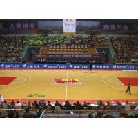 Quality Lightweight Inside Giant Led Stadium Display High Definition 4mm Pixel Pitch for sale