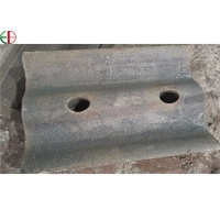 Quality Cast White Iron AS 2027 CrMo 15 Grinding Ball Mill liner Wear Plate for sale