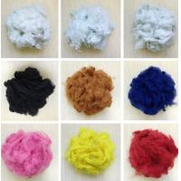 Quality Recycled 1.5D38mm polyester staple fiber optical white with Great Low Price & Best Quality for sale