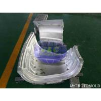 China Custom Rotational Moulding Partial Slide Aluminum Mold , Plastic Rotational Moulding on sale