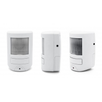 Quality PIR Motion Sensor Alarms with 10m Remote Control Long Distance and Long Standby Province Electricity for sale