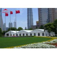Quality Heavy Duty Waterproof Canopy Marquee Tents For Wedding 500 People for sale