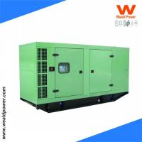 Buy cheap FUZHOU WEALD 250KVA SILENT DIESEL GENSET product