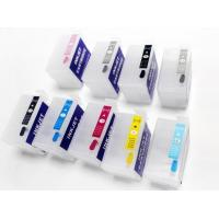 Quality With auto reset chip!!refillable empty T7601 T7609 refill Printer Ink Cartridge For Epson P600 for sale
