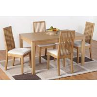 Quality TF-9117 Pure White Modern Rattan Dining Room Furniture for sale