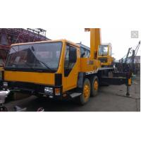 Quality Used XCMG Brand  Qy70K, Qy80K, Qy100K, Qy130K crane truck for sale