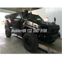 Quality Dongfeng Military 4x4 Antiterrorism Armored Vehicle EQ2091XFB for sale