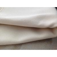 Quality 100% Pure White Organic Cotton Canvas Textile with No Stimulation Composition for sale