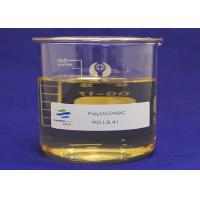 China Cas No 26062-79-3 Poly Dadmac Cationic Polymer PH 3.0~7.0 With Msds For Industry on sale