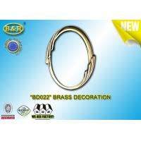 Buy cheap No BD022 Brass decoration  tombstone frame material copper alloy size 11*15cm product