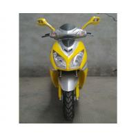 Buy cheap 4 Stroke Single Cylinder Adult Motor Scooter Automatic Clutch 59mile/H from wholesalers