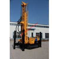 Buy cheap Crawler Model 600m hydraulic well drilling machines , well digging equipment product