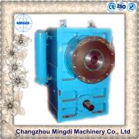 Quality Agriculture Helical Transmission Peed Reduction Gearbox Parts Vertical for sale