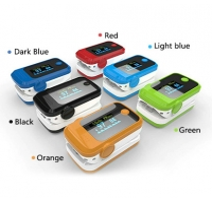 Quality 250bpm Fda Finger Probe Pulse Oximeter Oled Display for sale