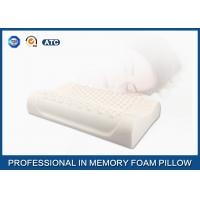 Buy cheap Healthy Latex Pillow With Different Fabric Cover , Latex Contour Pillow from wholesalers