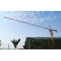 Quality Tower Crane with 55m Height Under Hook, 1.3ton Tip load Tower Crane 5013 for sale