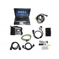 Quality MB Star C5 Compact Mercedes Star Diagnostic Tool With Dell D630 Laptop For Cars And Trucks for sale