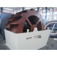 Quality 20 - 80 TPH Capacity Sand Washing Machine In Sand Making Industry 7.5kW for sale