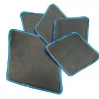 China Conveyor belt, covered with cold vulcanized, diamond, rubber, fabric layer damage repair patches on sale