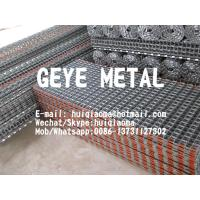 Quality Aeration Steel Drag Mats for Lawn/Turf Care, Pre-Mow Grooming of Golf Greens Tees Metal Drags Screen for sale